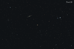 The Silver Sliver Galaxy (NGC891)