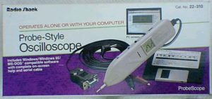 The Radio Shack ProbeScope