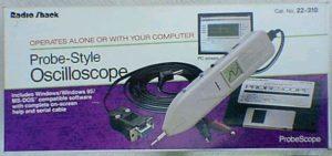 The Radio Shack ProbeScope